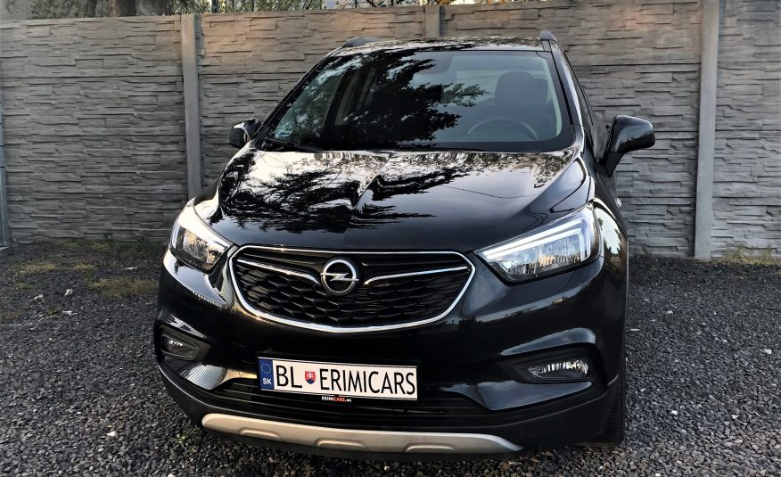 10/2017 OPEL MOKKA X 1.6 CDTI 110k Start/Stop Ecotec Innovation NAVI